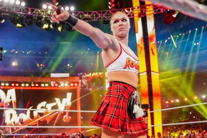 Ronda Rousey seen training together with Roddy Piper's daughter- a hint of possible WWE return? - THE SPORTS ROOM