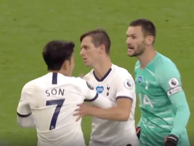 'Good Guy' Son Heung-min wants to be a 'Tough Guy' - THE SPORTS ROOM