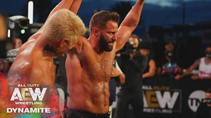 Matt Cardona hints to become a full-time member of AEW roster - THE SPORTS ROOM