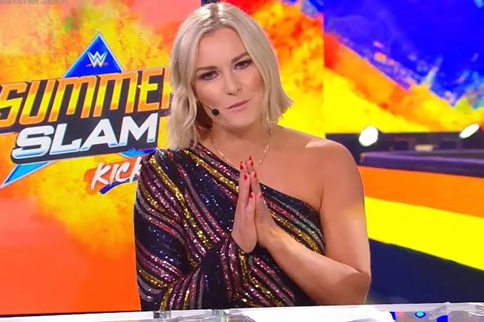 EX-WWE commentator Renee Young clarifies her rumours with AEW - THE SPORTS ROOM