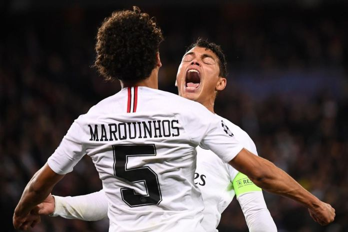 Marquinhos, the 26 year old defender is the new Paris Saint-Germain captain! - THE SPORTS ROOM