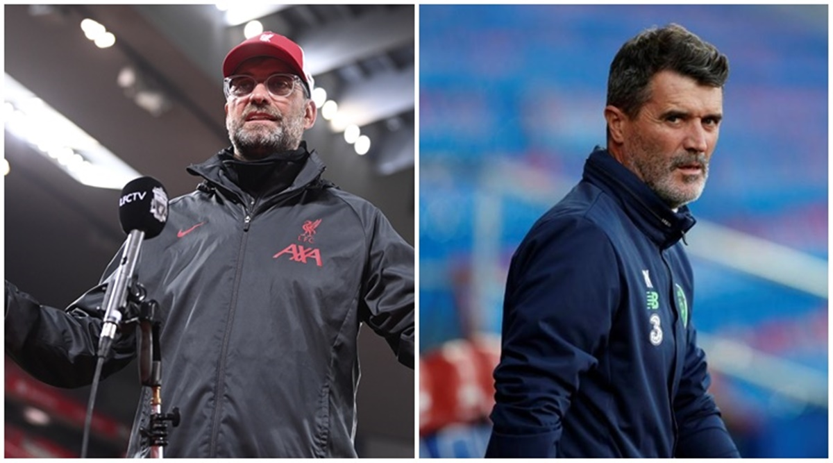 Sloppy Performance? Liverpool boss Jurgen Klopp hurls back at Roy Keane's comments following Arsenal snub - THE SPORTS ROOM