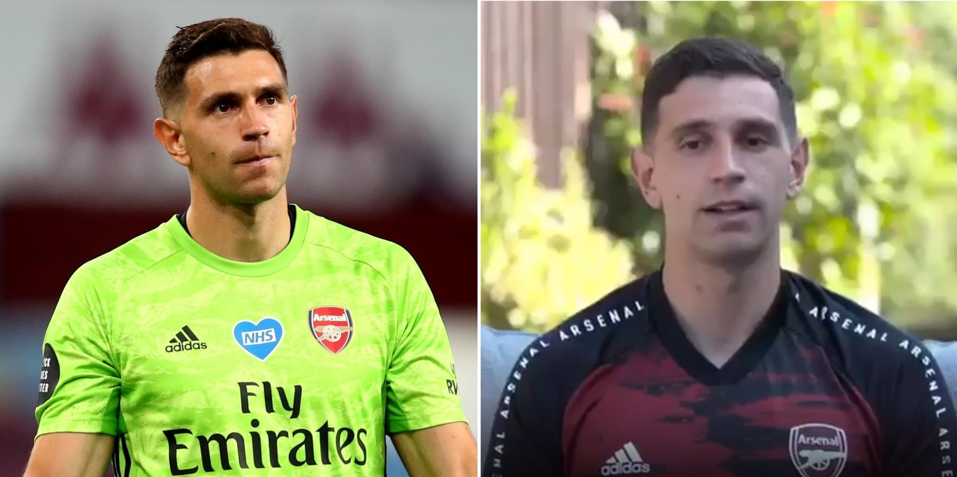 A Gunner's Goodbye: Emiliano Martinez bids adieu to Arsenal fans as he joins Aston Villa in £20m deal - THE SPORTS ROOM