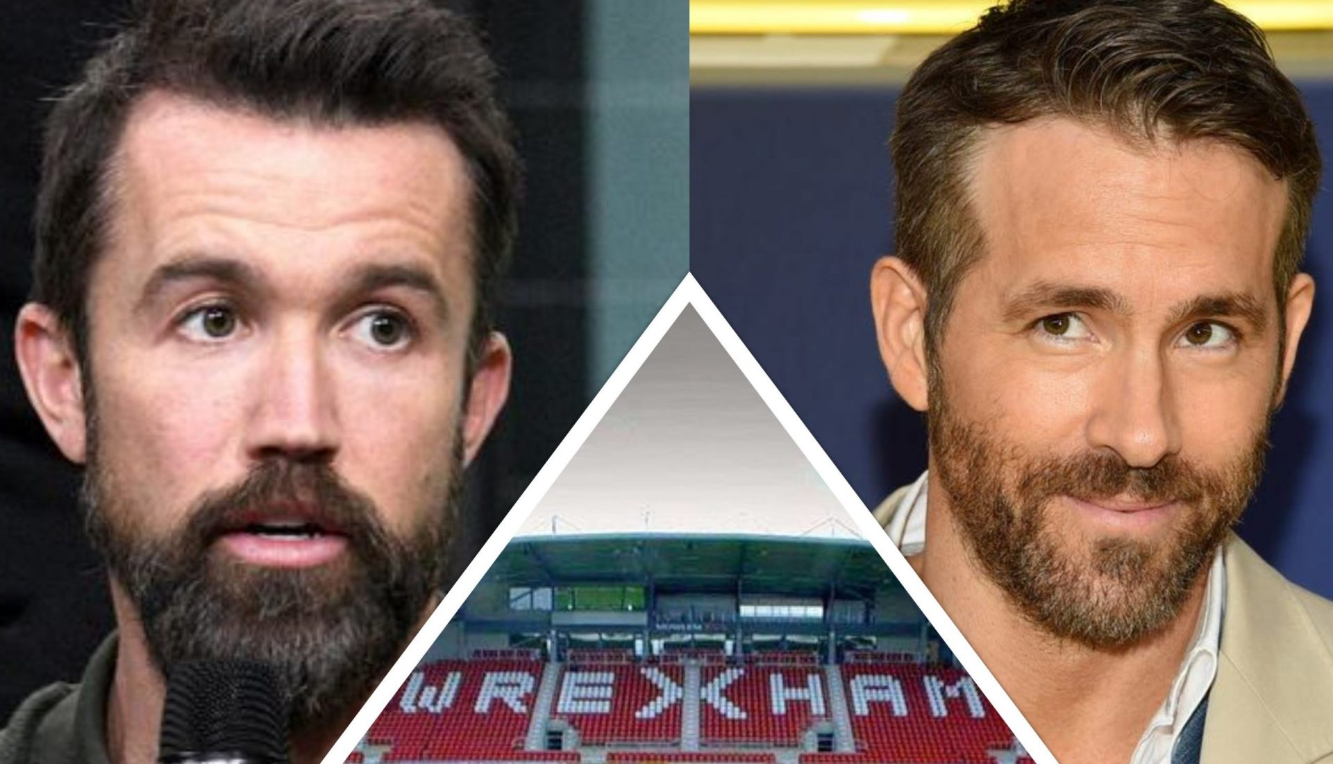 Hollywood goes Welsh: Ryan Reynolds and Rob McElhenney to buy stakes in Wrexham FC - THE SPORTS ROOM