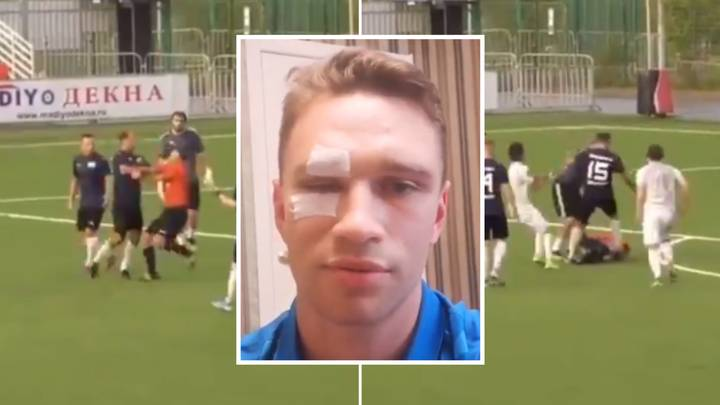 """Roman Shirokov's """"red"""" fury and a charge of """"attempted"""" murder - THE SPORTS ROOM"""
