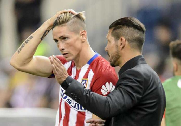 They betrayed me: Fernando Torres harks back to his Liverpool exit - THE SPORTS ROOM