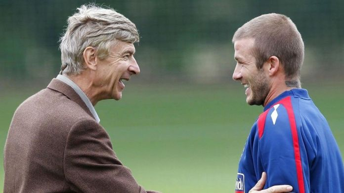 Jack Wilshere and the irreplaceable 'father figure' that he discovered in Arsène Wenger - THE SPORTS ROOM