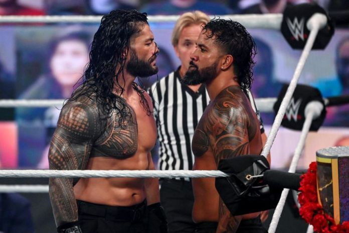Jey Uso reveals one feature of WWE ThunderDome he hates the most - THE SPORTS ROOM