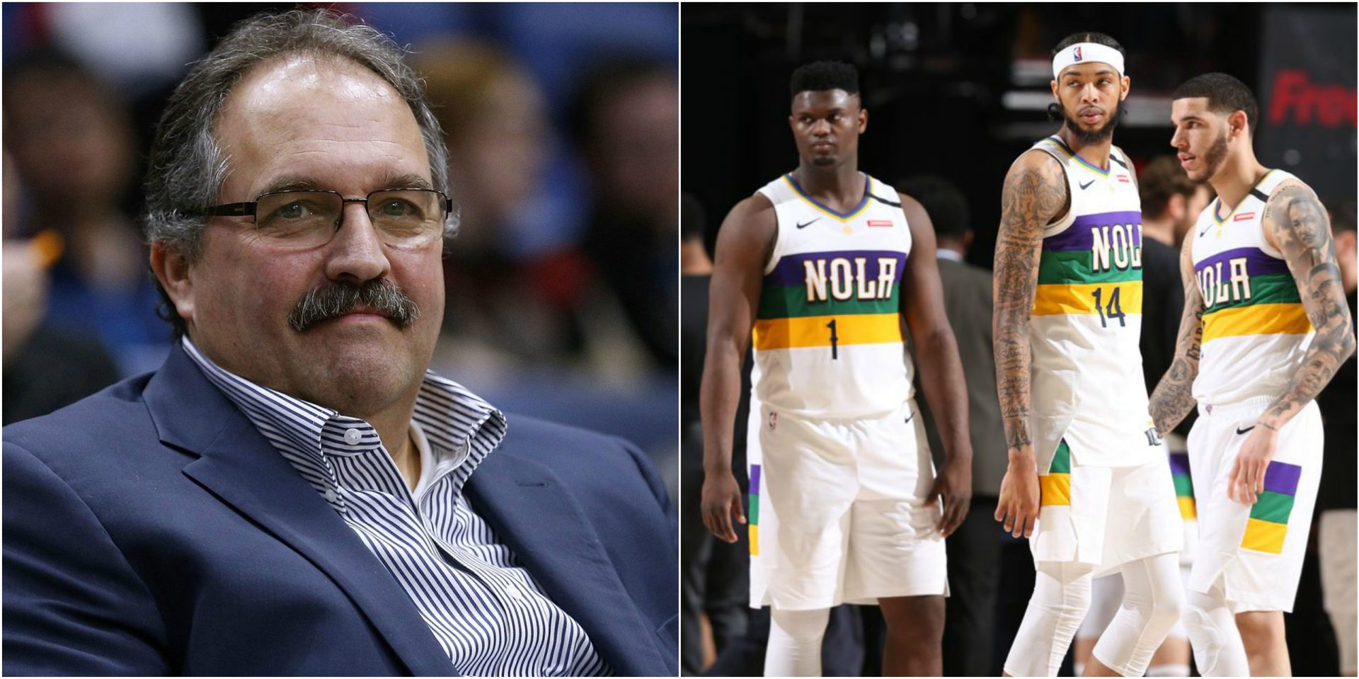 Stan Van Gundy joins as Pelicans head coach after a 2-year hiatus - THE SPORTS ROOM
