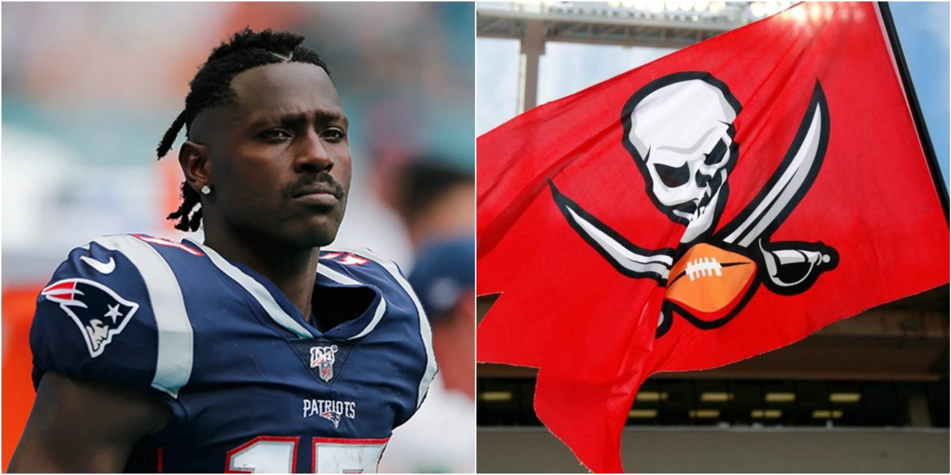 Antonio Brown reportedly agrees a 1-year contract with Tampa Bay Buccaneers - THE SPORTS ROOM
