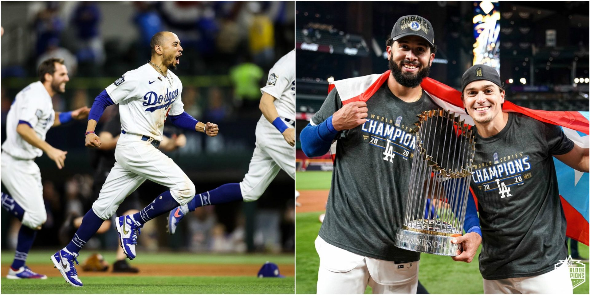 Los Angeles Dodgers defeat Tampa Bay Rays 3-1 to clinch 7th World Series title - THE SPORTS ROOM