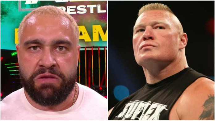 Miro discusses the impact Brock Lesnar would impose if AEW signs him - THE SPORTS ROOM