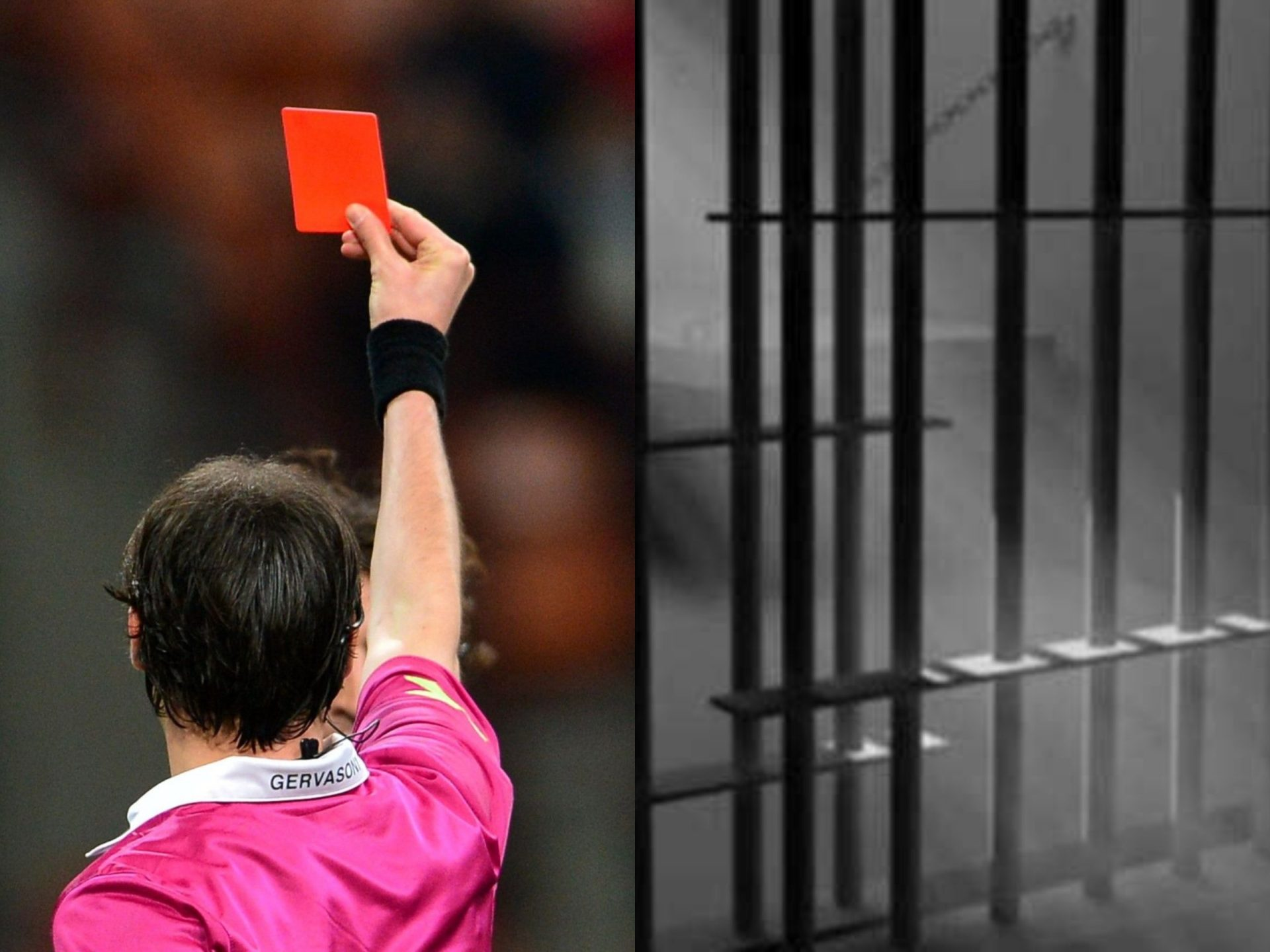 CSV Marathon goalkeeper banned for 8 years after attacking the referee - THE SPORTS ROOM