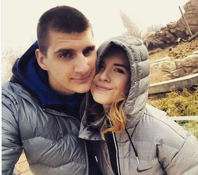 Nikola Jokić ties the knots with girlfriend Natalija Macesic after 7 years - THE SPORTS ROOM