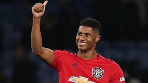 Marcus Rashford honoured with MBE for his welfare of children during COVID-19 pandemic - THE SPORTS ROOM
