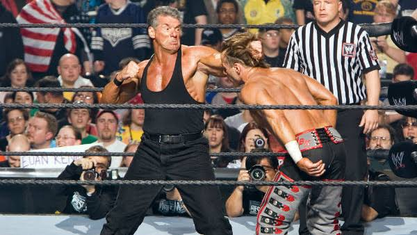 WWE reportedly scrapped a dream match involving Shawn Michaels in 2006. - THE SPORTS ROOM