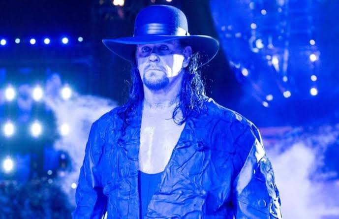 From being afraid to being astonished, Seth Rollins shares his outlook on The Undertaker - THE SPORTS ROOM