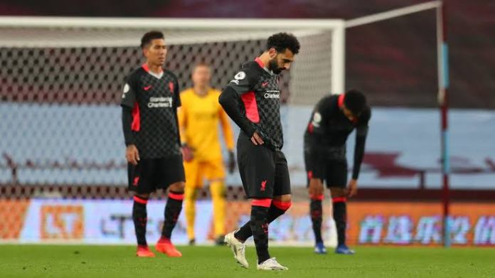 Klopp admits losing the 'plot' as Liverpool succumb to 7-2 wreck against Aston Villa - THE SPORTS ROOM