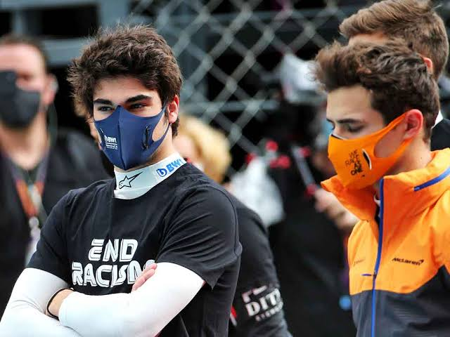 Lando Norris begs forgiveness for making controversial comments against Lance Stroll - THE SPORTS ROOM