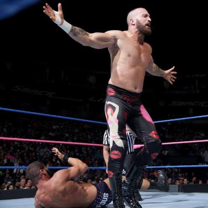 Mike Bennett names the wrestler he wants to succeed Vince McMahon as the WWE CEO - THE SPORTS ROOM