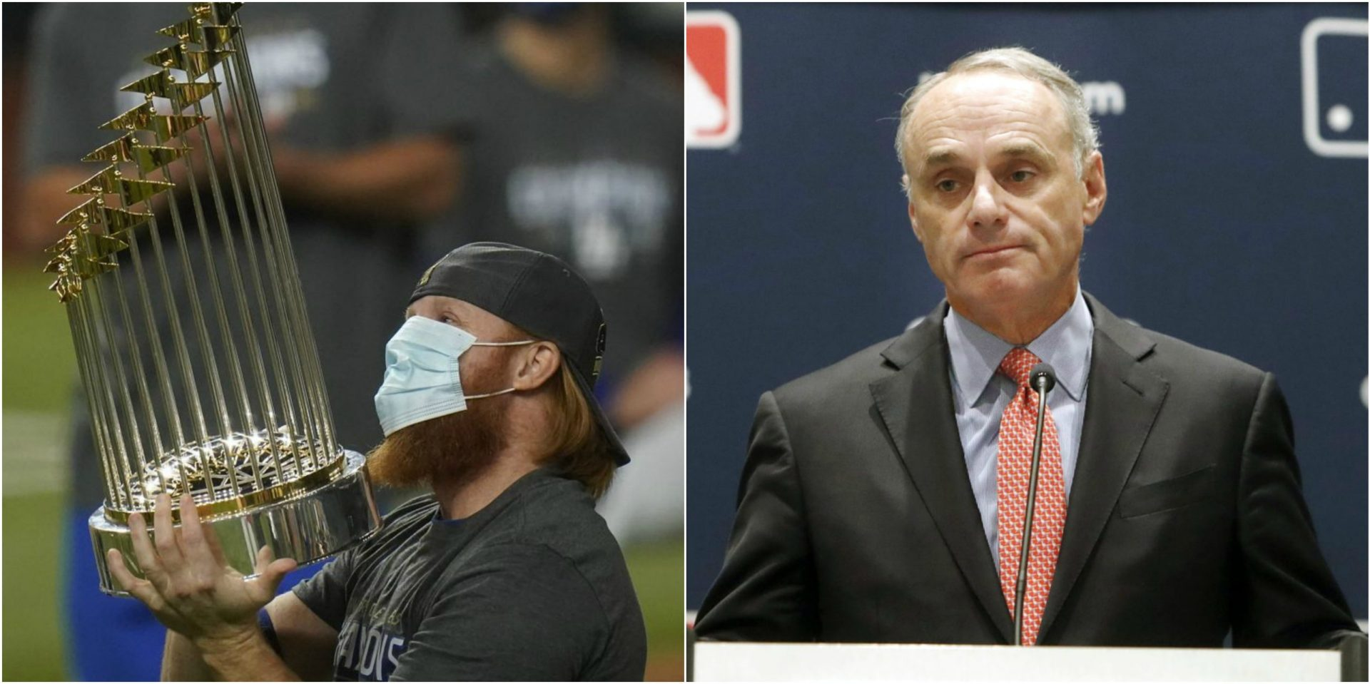 MLB releases statement on Justin Turner while all Dodgers test negative for COVID-19 - THE SPORTS ROOM