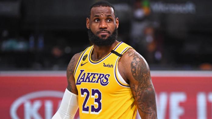 LeBron James downplays concern over Lakers' 0-5 preseason record