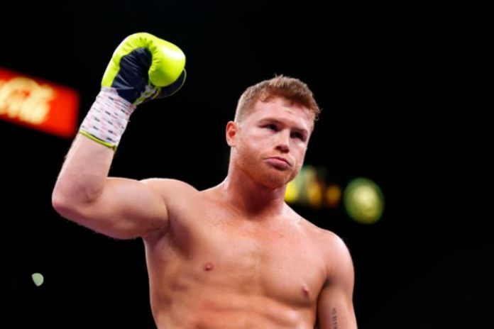 Canelo Alvarez, Callum Smith