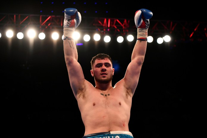 Dave Allen announces shocking retirement from boxing at the age of 28 - THE SPORTS ROOM