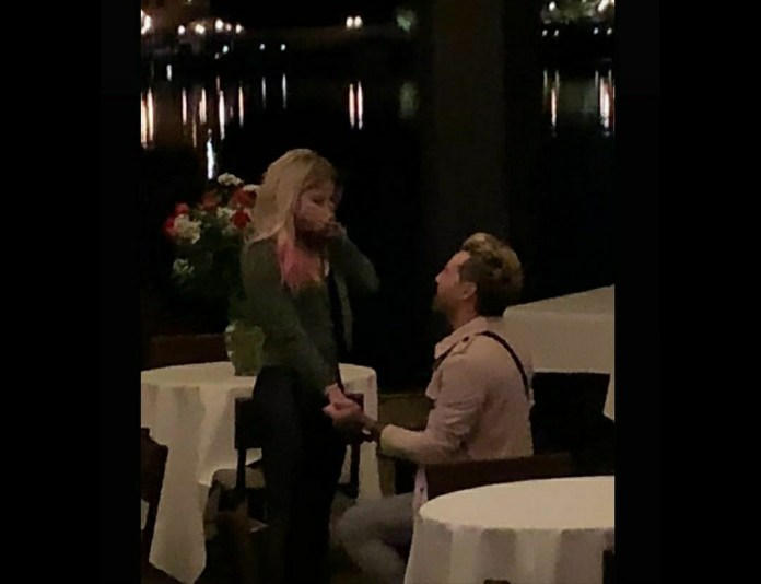 Blissful moment: Alexa Bliss gets engaged to Ryan Carbrera a year after meeting each other - THE SPORTS ROOM