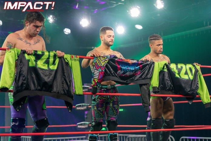 The Rascalz bid adieu to Impact Wrestling, possibly WWE bound - THE SPORTS ROOM