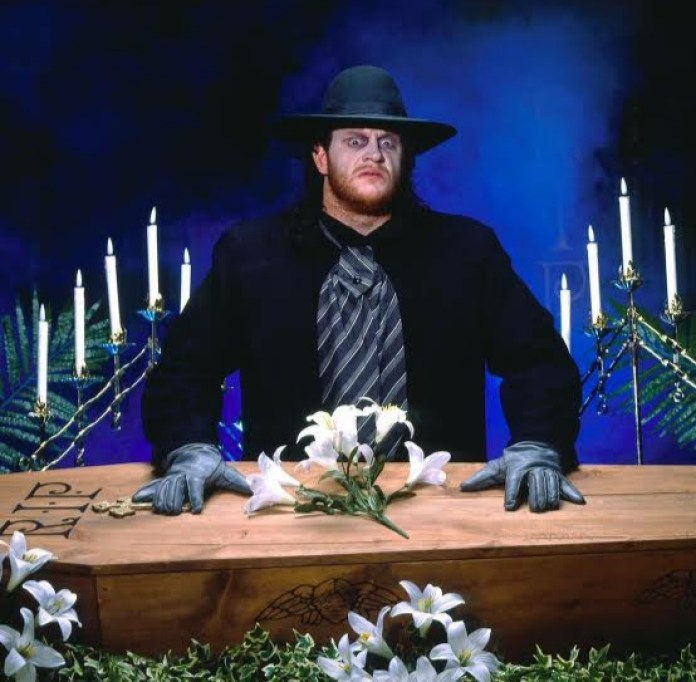 The Undertaker reveals his favourite persona during his 30-year WWE career - THE SPORTS ROOM