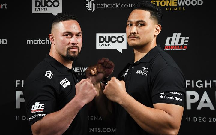 Joseph Parker versus Junior Fa boxing match postponed until 2021 - THE SPORTS ROOM