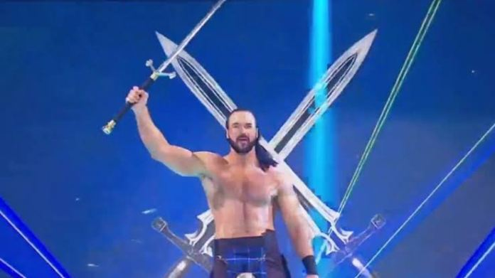 Sheamus reveals the reason behind gifting Drew McIntyre the sword - THE SPORTS ROOM
