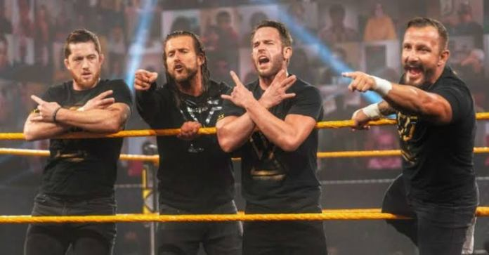 Prepare for war: A menacing Finn Balor forewarns title contenders for NXT TakeOver: WarGames - THE SPORTS ROOM