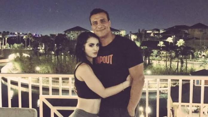 Alberto Del Rio disproves the allegations made by ex-fiance Paige - THE SPORTS ROOM