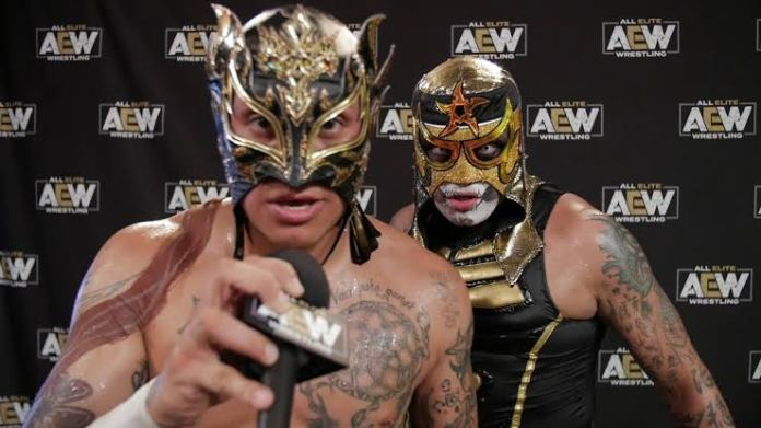 Rey Fenix and Penta El Zero M