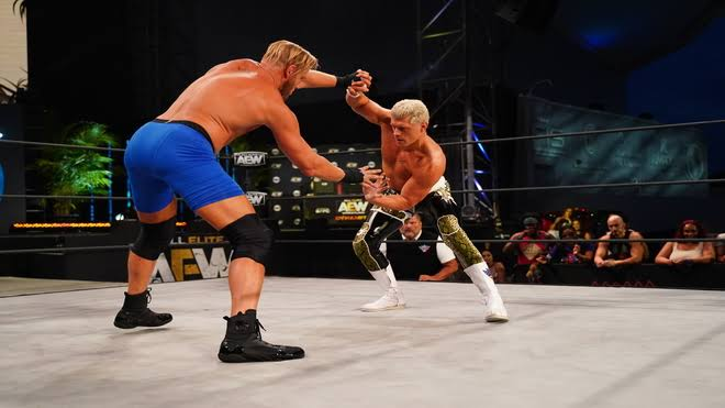 """Jake Hager recalls his """"nervous"""" AEW debut experience - THE SPORTS ROOM"""