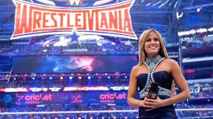 Lilian Garcia outlines the transition from being a ring announcer to singing the US National Anthem - THE SPORTS ROOM