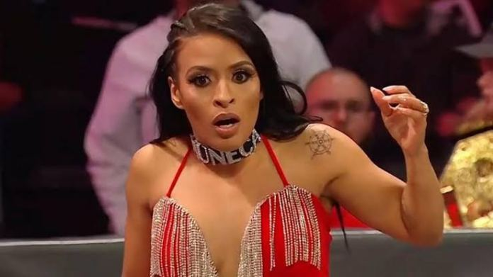 Literal Hell: Zelina Vega laments on her life after WWE release - THE SPORTS ROOM