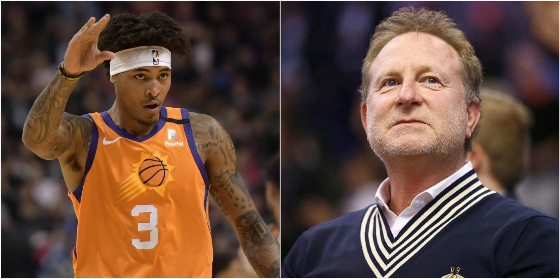 Kelly Oubre Jr takes a light jibe at Phoenix Suns owner Robert Sarver - THE SPORTS ROOM