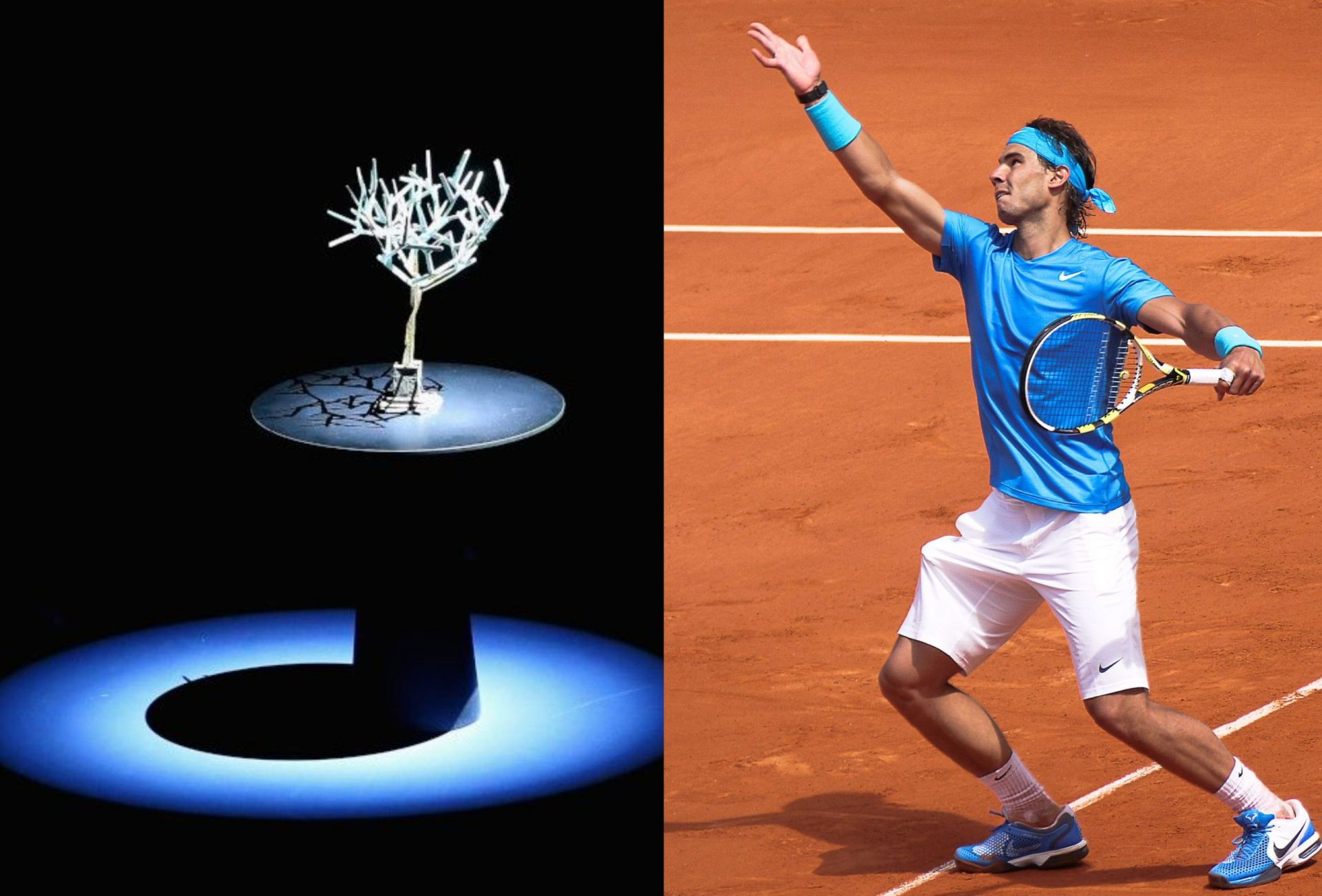 Nadal arrives in Paris aiming for the elusive Paris Masters trophy - THE SPORTS ROOM