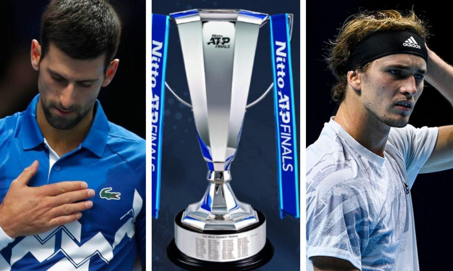 The Djoker juggernaugt-Novak Djokovic rallies past a battling Zverev in the ATP Finals - THE SPORTS ROOM