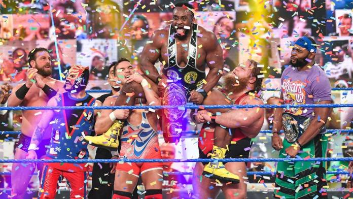 Big E captures the Intercontinental Championship on SmackDown - THE SPORTS ROOM