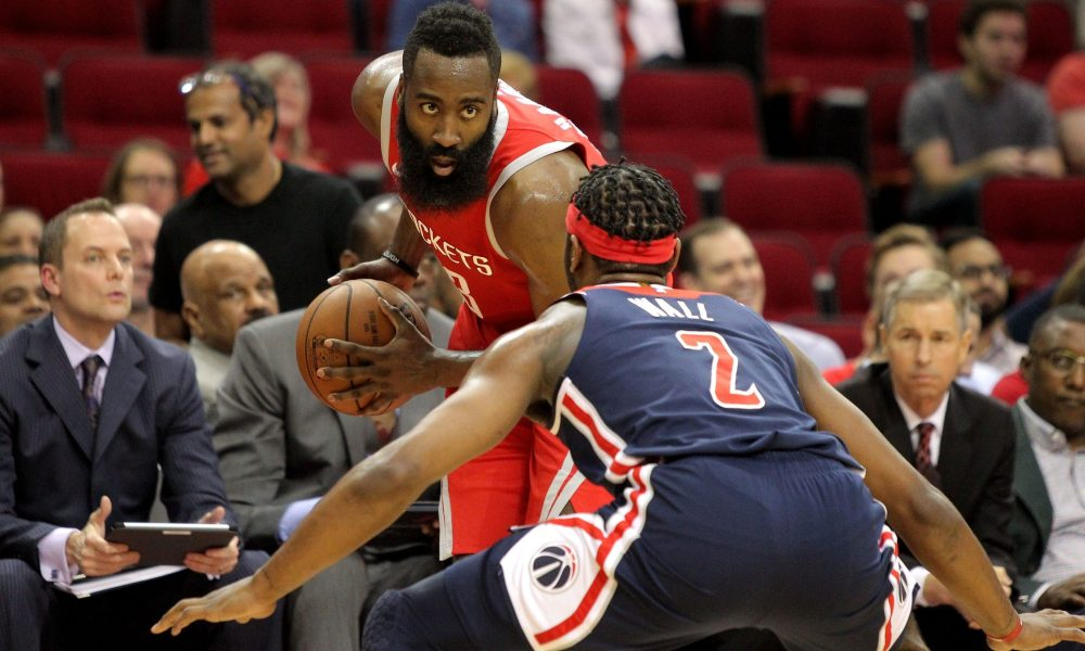 James Harden still vouching for a move away from Rockets despite John Wall's inclusion - THE SPORTS ROOM
