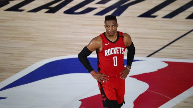 Rockets agree to trade Russell Westbrook to Washington for John Wall in return - THE SPORTS ROOM