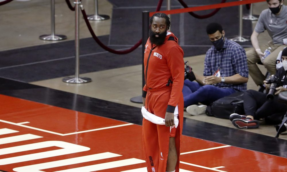 James Harden explains the extended absence from Rockets training camp - THE SPORTS ROOM