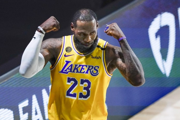 """Skip Bayless blasts LeBron James for being """"shockingly out of shape"""" in preseason fixture - THE SPORTS ROOM"""
