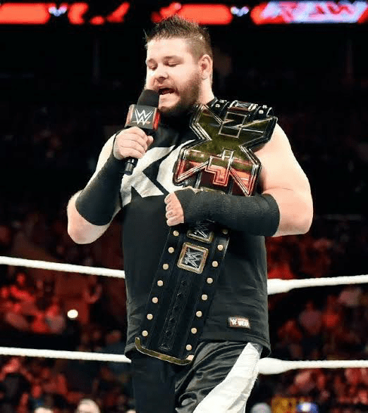 Kevin Owens wants to see NXT as a part of WWE Drafts - THE SPORTS ROOM