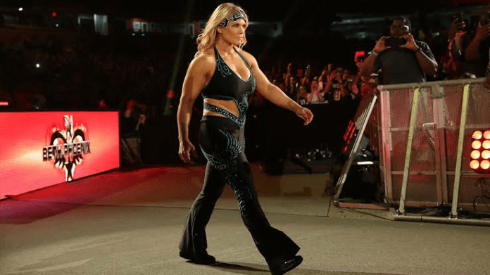 Edge slams a fan for insulting his wife Beth Phoenix - THE SPORTS ROOM