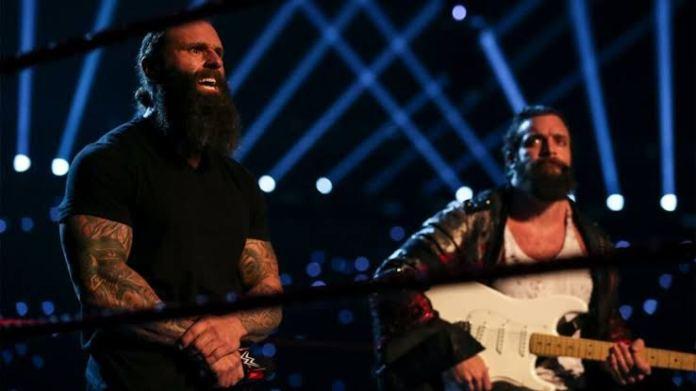 Jaxson Ryker makes WWE Raw debut alongside Elias - THE SPORTS ROOM